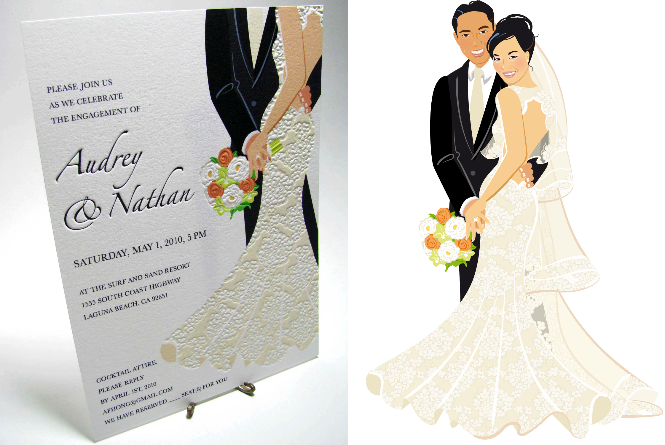 Wedding Invitation Art is perfect invitations ideas